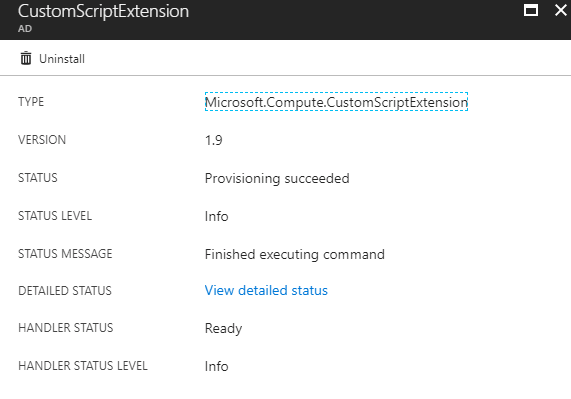 Domain Controller in Azure VM with expired password | Chris